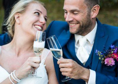 rondvaart leeuwarden friesland huwelijksbootje gondola tours bruidspaar bubbels