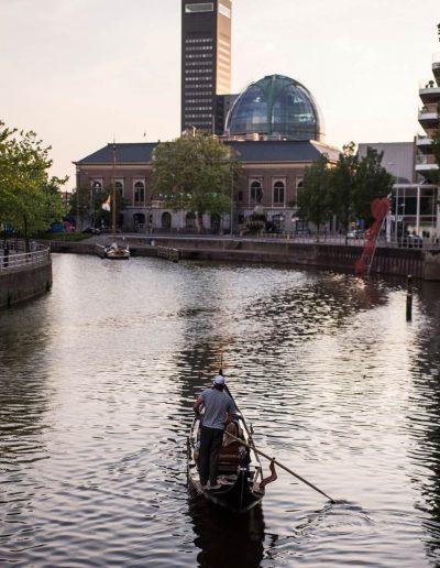 prive rondvaart leeuwarden friesland gondel museumhaven gondola tours